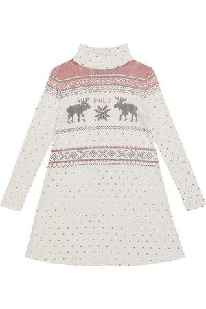 Ralph Lauren Kleid aus einem Baumwollgemisch
