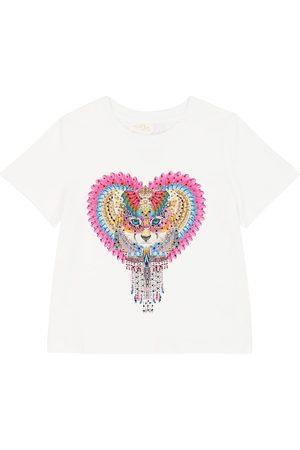 Camilla T-Shirt aus Baumwolle