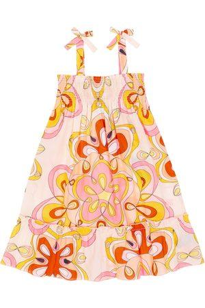 Vilebrequin Kleid Gloss aus Baumwolle
