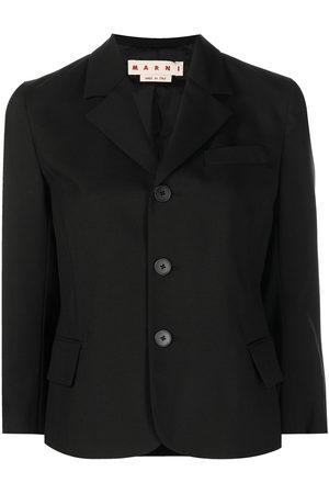 Marni Damen Blazer & Sakkos - Gima single-breasted blazer