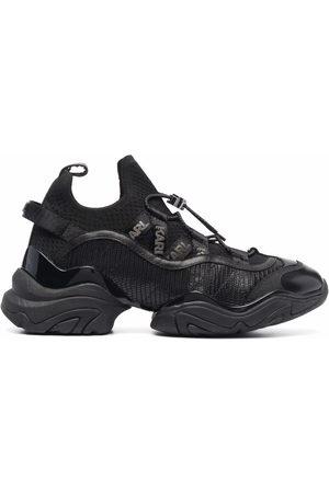 Karl Lagerfeld Damen Sneakers - Gemini Krosslace Sneakers