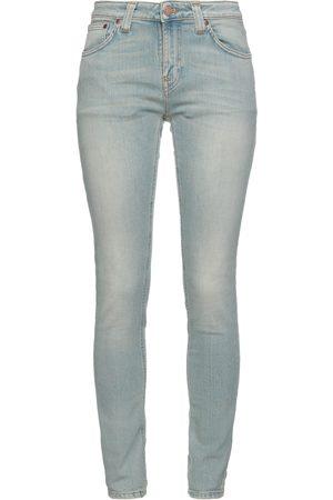 Nudie Jeans Damen Cropped - HOSEN & RÖCKE - Jeanshosen - on YOOX.com