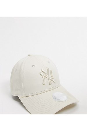 new era – 9Forty NY – Exklusive Kappe in gebrochenem Ton-in-Ton