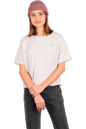 Hurley Damen Shirts - Oceancare Washed College T-Shirt