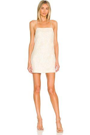 Free People Retro Babe Sparkle Mini Dress in . Size M, S, XS.