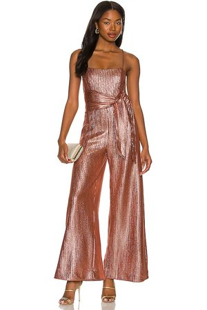 Free People X REVOLVE Shimmer And Shine Jumpsuit in . Size M, S, XS.