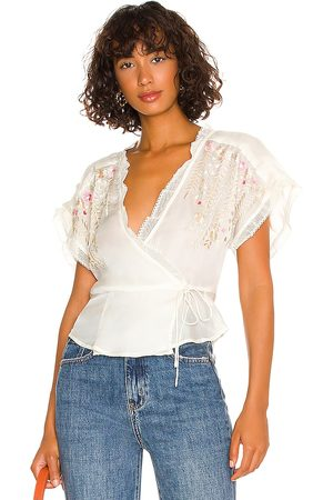 Free People X REVOLVE Renee Wrap Top in . Size XS, S, M.