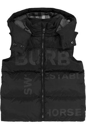 Burberry Bedruckte Steppweste