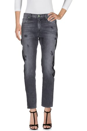 Damen Slim - DENIM - Jeanshosen - on YOOX.com